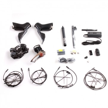 Shimano Ultegra R8050 Di2 Electronic Upgrade Groupset Electric Kit 2x11S