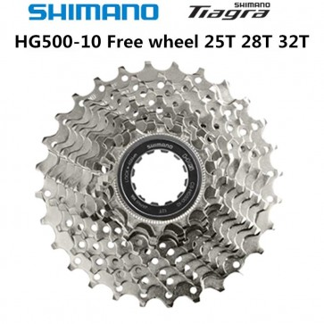 SHIMANO Tiagra HG500-10 Cassette Sprocket Road Bike 10 Speed