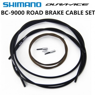 Shimano Dura Ace BC-9000 Road Brake Inner Cable Outer Housing Set