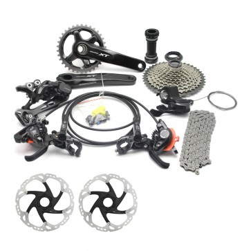 SHIMANO XT M8000 1x11 Speed MTB Full Groupset