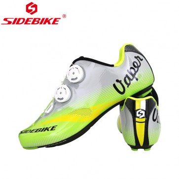 Sidebike SD-004R Racing Road Bike Cycling Shoes Carbon Outsole
