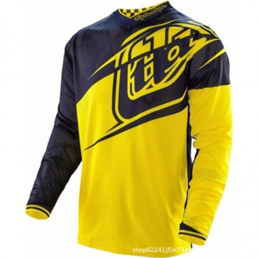 TLD FL Long Sleeve Cycling Jersey