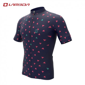 LAMBDA HW Short Sleeve Cycling Jersey