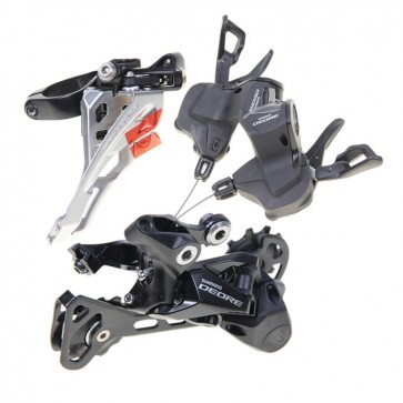 e32aadabbe6 SHIMANO Deore M6000 2x10S 3x10S MTB Groupset Shifters Front Rear Derailleur