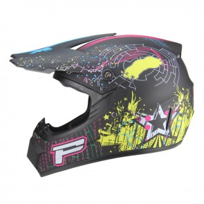 AHP MTB Downhill Helmet Hot Passion