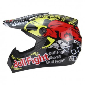 AHP MTB Downhill Helmet Bull Fight