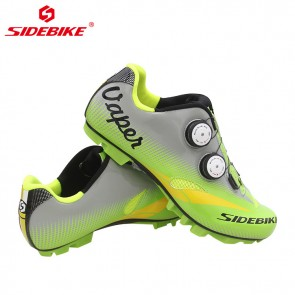 Sidebike SD-004M MTB Bike Cycling Shoes SPD Self-locking