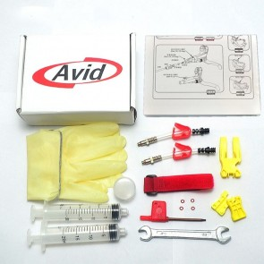 Sram Bike Bicycle Hydraulic Disc Brake Bleed Tool Kit AVID Formula HAYES ELIXIR Avid Set