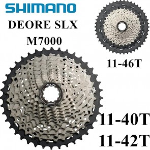 SHIMANO Deore SLX CS-M7000 Cassette Sprocket MTB 11 Speed