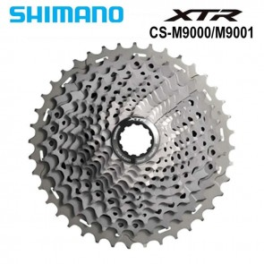 Shimano DEORE XTR CS-M9000/M9001 Cassette Sprocket  MTB 11 Speed 11-40T