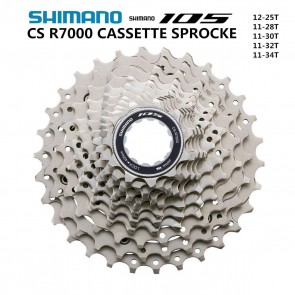 SHIMANO 105 CS-R7000 Cassette Sprocket Road Bike 11 Speed