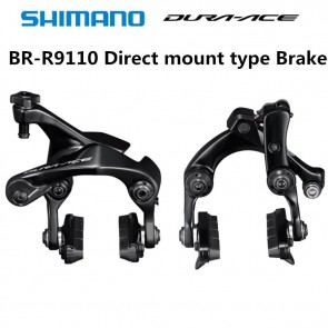 SHIMANO DURA-ACE BR-R9110 Direct Mount Brake Caliper R9110-F R9110-R R9110-RS
