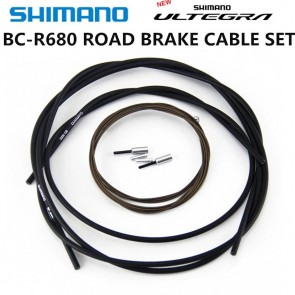 Shimano ULTEGRA BC-R680 Road Brake Inner Cable Outer Housing Set