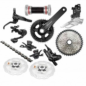SHIMANO DEORE M6000 Full Groupset MTB Mountain Bike Groupset 2x10 30x10 Speed