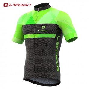 LAMBDA SK Short Sleeve Cycling Jersey