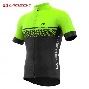 LAMBDA JL Short Sleeve Cycling Jersey