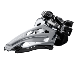 Shimano XT FD-M8020-L Front Derailleur 2x11S Low Clamp Side-Swing Front-Pull