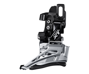 Shimano XT FD-M8025-D Front Derailleur 2x11S Direct-Mount Down Swing Dual Pull