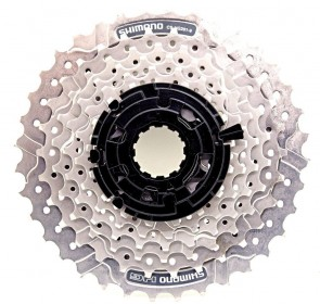SHIMANO ACERA CS-HG201-9 Cassette Sprocket MTB 9 Speed