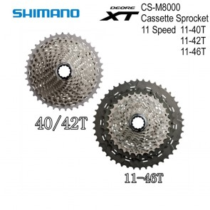 SHIMANO Deore XT CS-M8000 Cassette Sprocket MTB 11 Speed