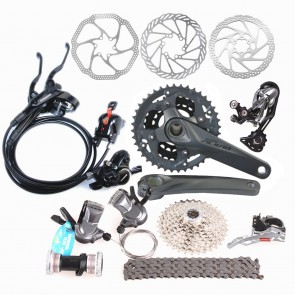 SHIMANO ALIVIO M4000 3x9 Speed MTB Full Groupset