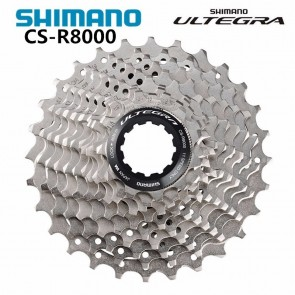 SHIMANO Ultegra CS-R8000 Cassette Sprocket Road Bike 11speed