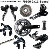 Shimano DURA-ACE R9100 Full Groupset 2x11 Speed