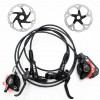 Shimano SLX M7000 MTB Hydraulic Disc Brake Set