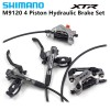 SHIMANO DEORE XTR M9120 MTB Hidraulic Disc Brake Set
